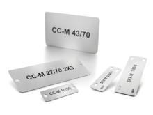 MetalliCard, metallmärkning för bilindustrin