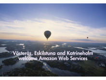 Welcome Amazon Web Services!