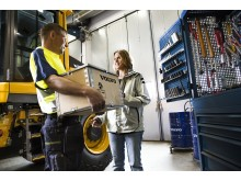 Volvo reservdelar hos Swecon - 97 % tillgänglighet