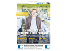 Life Science by SwedenBIO - an industry with extremely high potential