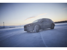 BMW iNEXT testas i Arjeplog