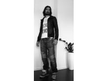 #rawfoodhunkno1 Pontus Kristensson från Motala initiativtagare till Raw Life Festival