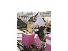 Bee Urban - ett av projekten i Reprogramming the City