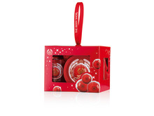 Cranberry Joy Gift Cube