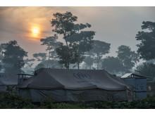 UNHCR tält