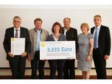 Foto: Thomas Piller wurde mit dem Bürgerenergiepreis Niederbayern ausgezeichnet.