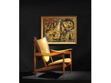 """Finn Juhl """"Chieftain Chair"""" (1949)"""