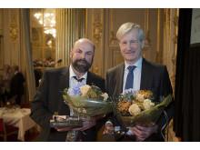 Guldklubban 2015 pristagare