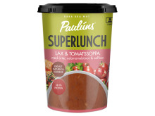 Paulúns Superlunch Lax- & tomatsoppa