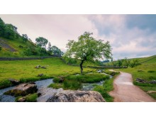 Pilates & Walking in the Dales  - Malham Cove
