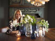 Cathrine Knudsen / Siccori Stille Bevegelser fra Hadeland Glassverk