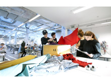 Studenter, Textilhögskolan, Högskolan i Borås