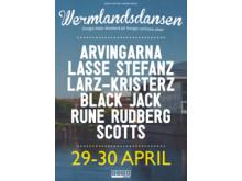 Wermlandsdansen 2016 på Karlstad CCC