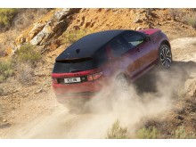 Discovery Sport off road