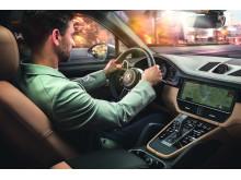 Porsche Cayenne med nye Connect funktioner