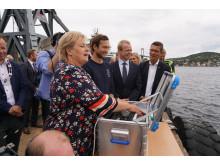 High res image - Kongsberg Maritime - Vard event 02
