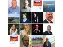 Alderney Literary Festival 2018 Guests