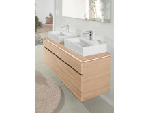 Wood variations for the bathroom