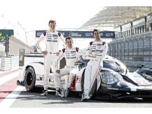 Porsche 919 Hybrid, Porsche Team: Marc Lieb, Romain Dumas, Neel Jani