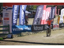 Norges cup 4 rye terrengsykkelfestival målgang siggerud m-junior