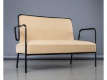 Lisa Reiser – Friend – sofa for 2 with natural-fibre filling