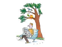 Das kleine QuEntchen Glück Geschenkbuch Illu2