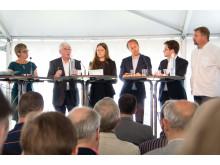 Seminarium i Almedalen:  Integrering av nyanlända i Sverige och Tyskland