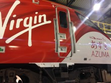 Virgin unveils the Virgin Azuma!