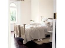 Sadolin väggfärg Light & Space, kulör Loving white.