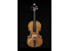 Jan Wallanderpriset 2018: En violin, byggd av Januarius Gagliano i Neapel 1756.