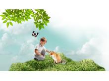 """Kanvas-barnehagene """"Eventyrskog"""" rapport for samfunnsansvar"""