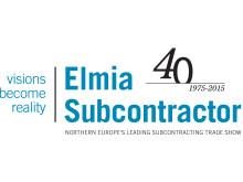 Elmia Subcontractor 40 years