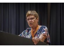 Helga Hjetland landsmøte