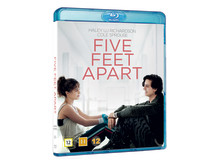 Five Feet Apart, Blu-ray