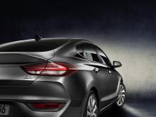 Helt nya Hyundai i30 Fastback.