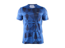 Devotion short sleeve (herr) i färgen geo view