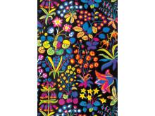 Textile print Under Ekvatorn by Josef Frank