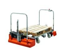 Lastbärare till BT Movit drag- och orderplocktruckar