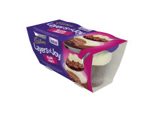 Cadbury Layers of Joy Black Forrest twin pack