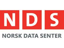 Logo Norsk Data Senter