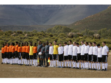 Sony Twilight Football, Aquila Game Reserve, South Africa 3