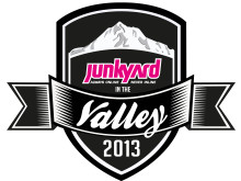 Junkyard In The Valley