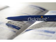 Oddset - programblad2