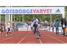 Richard Mengich - banrekord i GöteborgsVarvet 59:35