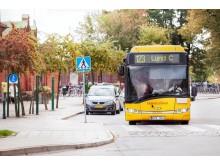 Buss 123 Kävlinge - Lund