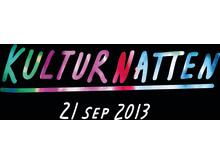 Kulturnatten 2013: Logotyp