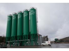 Ny teknik: Farlig aska blir rent vägsalt och gödsel