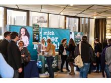 Schulmilch auf dem Deutschen Schulleiterkongress in Düsseldorf