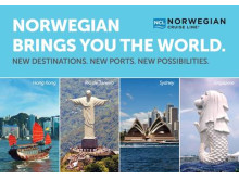 Norwegian brings you the world.