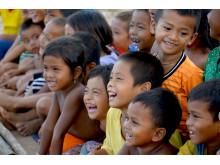 Clowner utan Gränser i Kambodja 2015